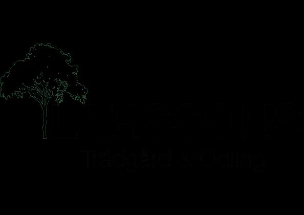 Larssons Trädgråd & Odling Logotyp